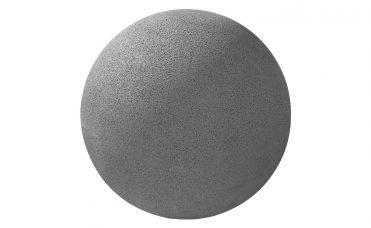 Grå balansekule 500 mm fra Euroflex