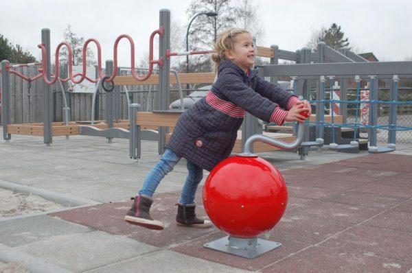 Interaktiv lek ball med lyd