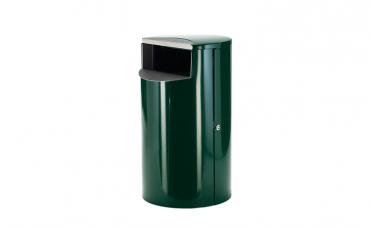 Grønn avfallsbeholder 30liter volum
