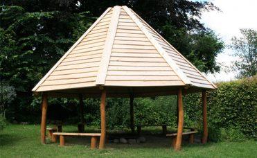 grillhus 8 kantet diameter 6 meter