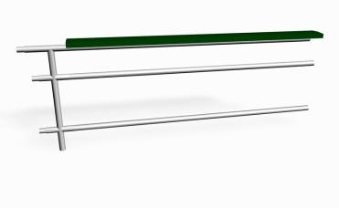 Rekkverk Urban, forlengningsseksjon til NF7673A
