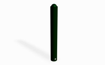 Avtagbar pullert diameter 110 mm
