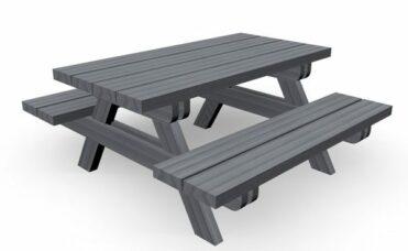 Piknikbord for barn